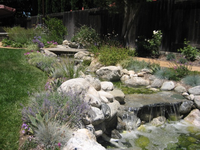 OC Cottage Garden Landscape Design